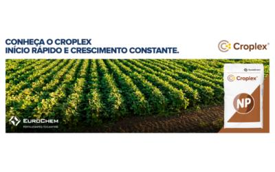 Conheça o Croplex e veja o que ele pode fazer pela sua lavoura